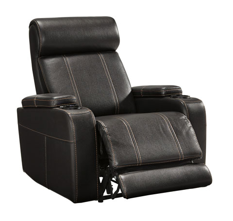 Faux Lether Recliner