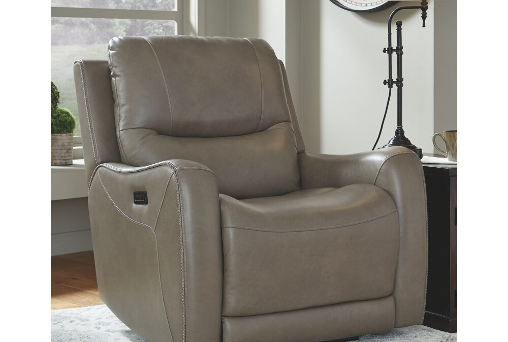 Introducing The Galahad Contemporary Recliner