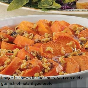 Orange Sweet Potato Casserole